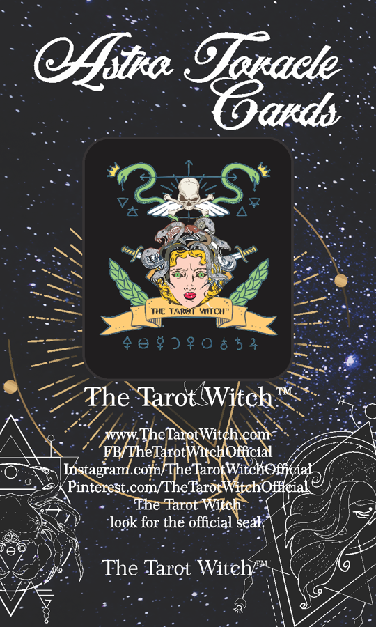 The Toracle Cards™ by The Tarot Witch™