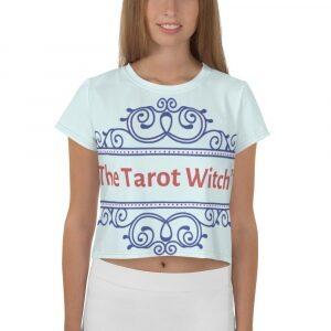 The Tarot Witch™ Crop Top